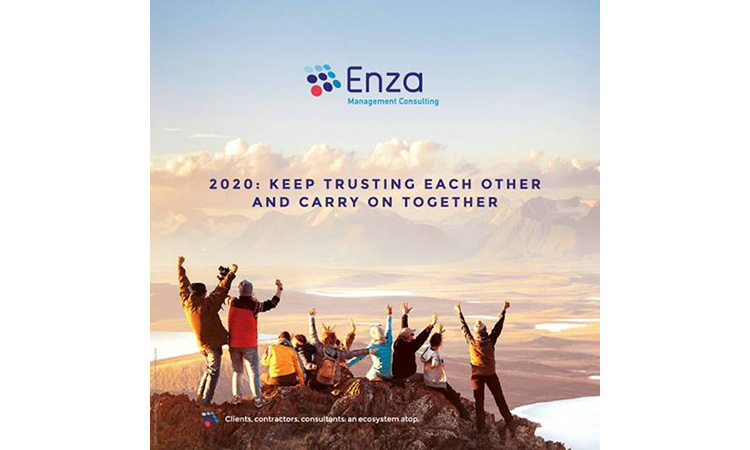 Enza Consulting: Happy new year 2020